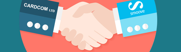 Smoove and Cardcom expand their partnership!
