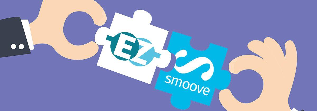 הלוגו של סמווב והולגו של איזיקאונט מתחברים