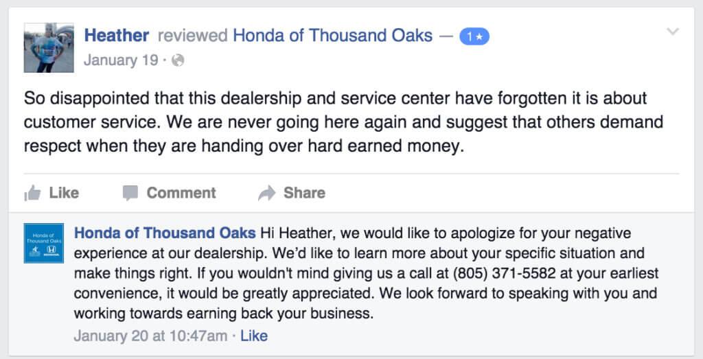 Honda of Thousand Oaks